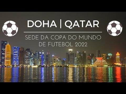 DOHA | QATAR | SEDE DA COPA DO MUNDO DE FUTEBOL DE 2022