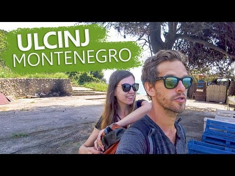18,000 Olive Trees in Ulcinj, Montenegro! | Travel Vlog