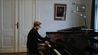 Grieg Saebygga 25 Norwegische Tänze op. 17 Nr. 21