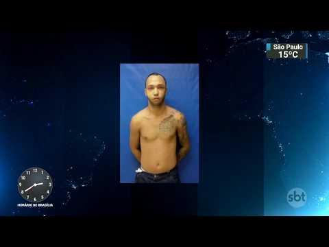 Acusado de estuprar adolescente após oferecer carona é preso no RJ | SBT Notícias (08/11/17)