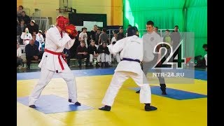 Нижнекамец на турнире по армейскому рукопашному бою завоевал «золото»