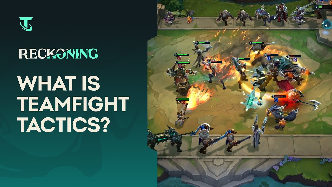 What is Teamfight Tactics?