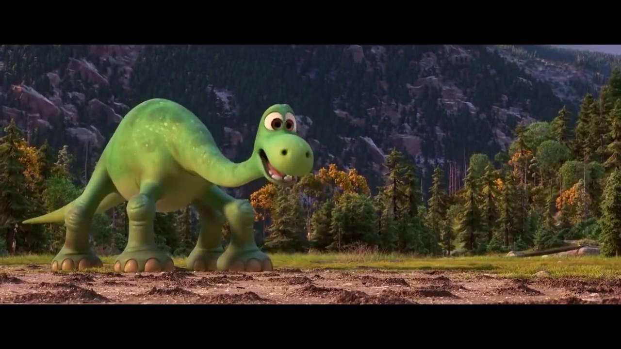 Triceratops The Good Dinosaur: The Good Dinosaur Arlo & Spot Best Moments HD1080p
