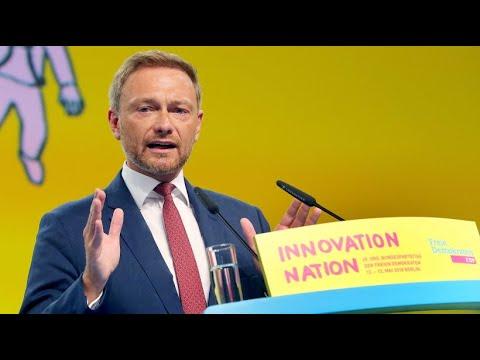Nach Kritik am FDP-Chef: Lindner rechtfertigt Bäcker-Anekdote