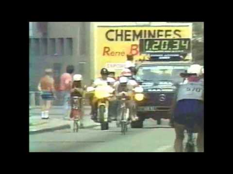 1st triathlon world championships - Avignon, France - 6 august 1989
