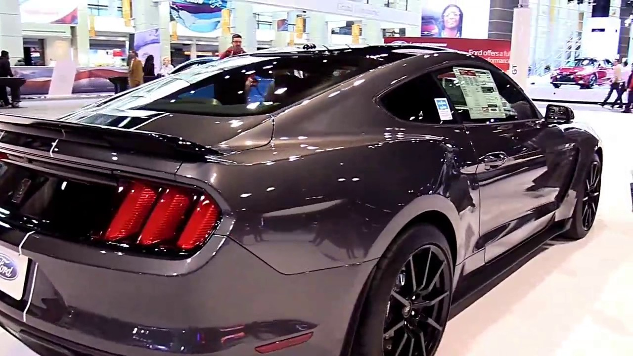 2017 ford mustang shelby gt350 pro premium features