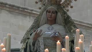 Salida  Extraordinaria  María  Santísima  De  La  Amargura  2017