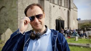 The Christening Scene - Behind The Scenes With Mark Gatiss - Sherlock - BBC