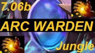 How to Jungle Arc Warden to a Hand of Midas in Patch 7.06b : DotA 2 Guides