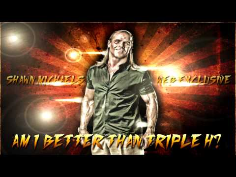"""EXCLUSIVE Shawn Michaels Interview - """"Am I Better Than Triple H?"""""""