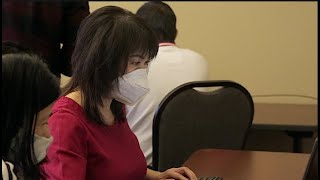 Helping in more than one language: Unemployment assistance event reveals unsung heroes