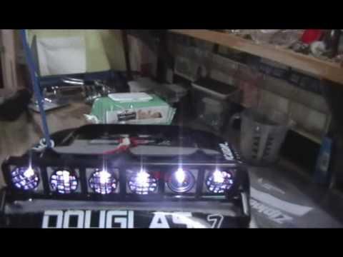 Traxxas slayer rpm light bar kit custom youtube traxxas slayer rpm light bar kit custom aloadofball Gallery
