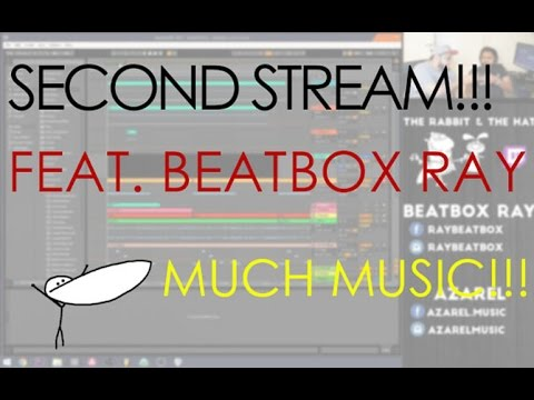 The Rabbit & The Hat - EP002 - Live Production Session featuring. Beatbox Ray
