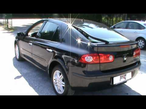 2006 Renault Laguna 2.2 DCi INITIALE AUTOMATIC Full Review,Start Up, Engine, and In Depth Tour