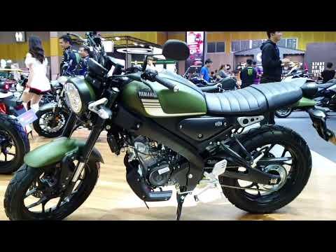 New Yamaha XSR 155 2019 - YouTube