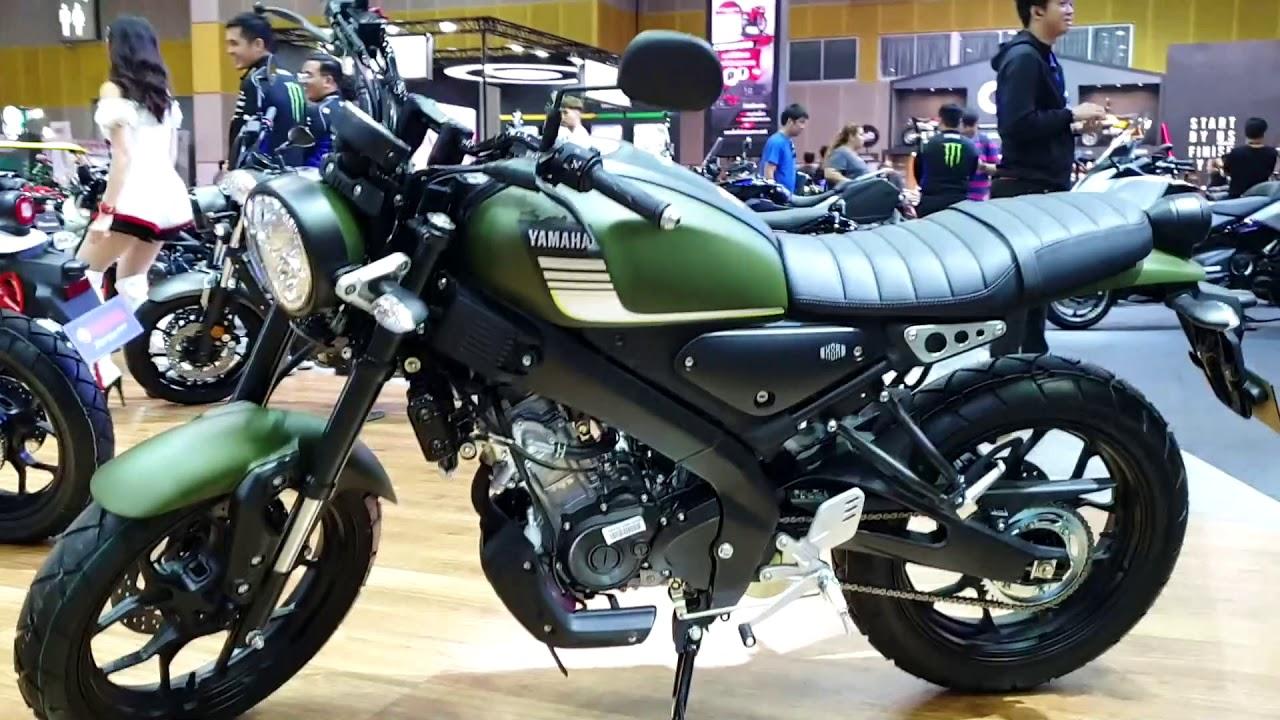 New Yamaha XSR 155 2019