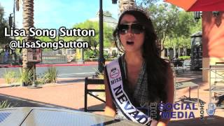 Lisa Song Sutton Miss Nevada US 2014 Promo - Full Interview Coming Soon!