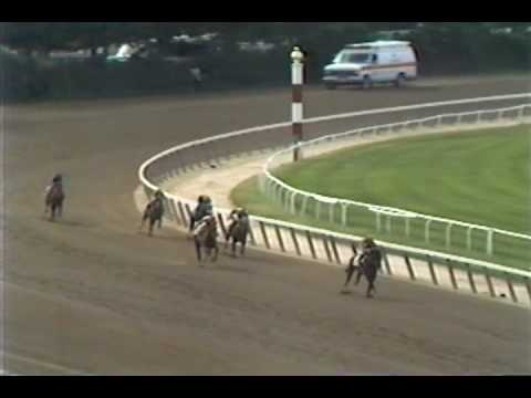 Risen Star - 1988 Belmont Stakes (Dave Johnson's ABC-TV Call)