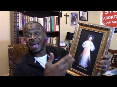 #Unpacking the Divine Mercy Image from Saint Joseph Communications