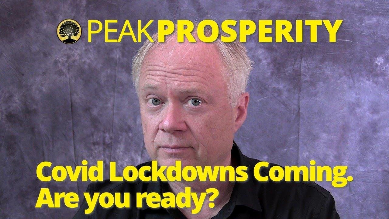 Economic Impact of Second Covid Lockdowns Will Be Severe