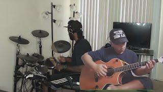 Download Alip Ba Ta (ft. Swaylex)  - Kenang - Fingerstyle Guitar and Drum Collab