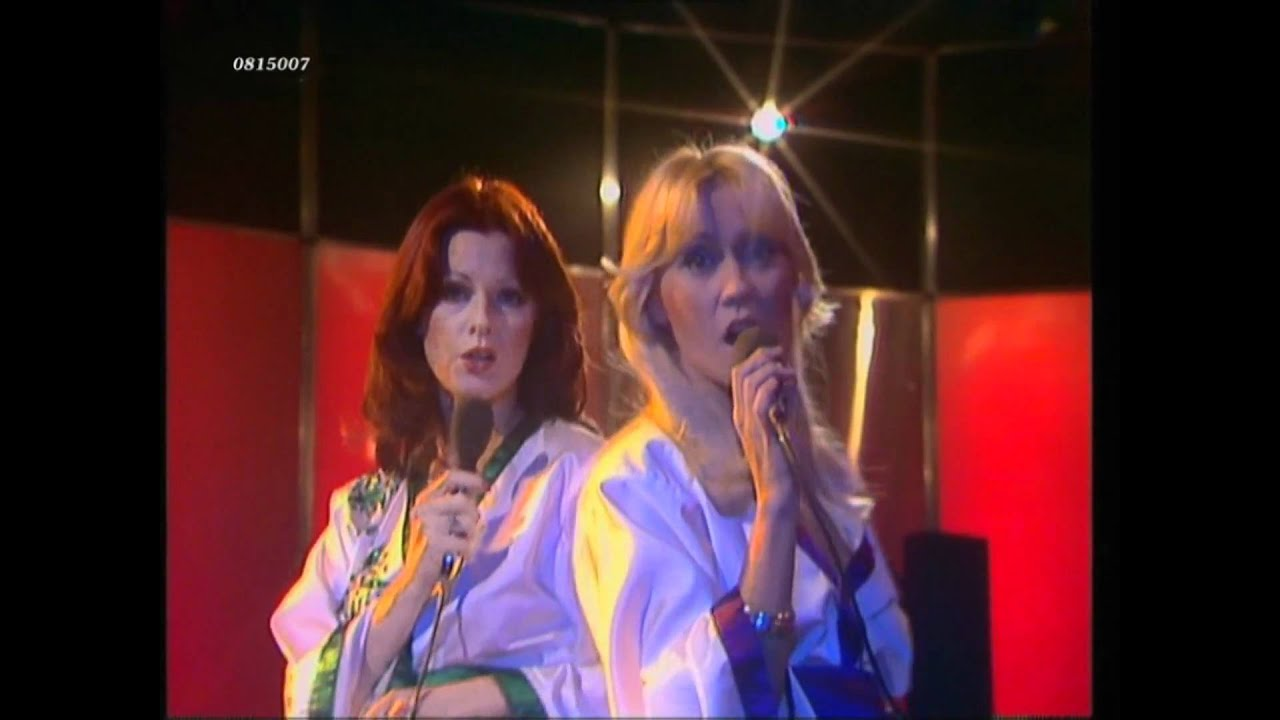 Abba Dancing Queen 1976 Hd 0815007 Youtube