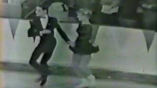 Donna Carrier & Roger Campbell - Freedance 1961 US Nationals