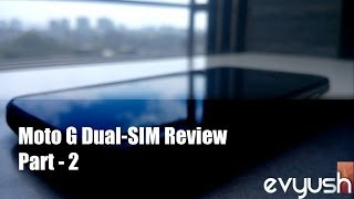 moto g review part 2 camera network battery verdict
