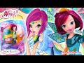 Winx Club - TECNA BLOOMIX - Jakks Pacific 💜 Video Review