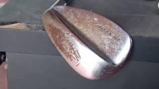 ゴルフクラブ ウエッジの改造 part1 thumbnail