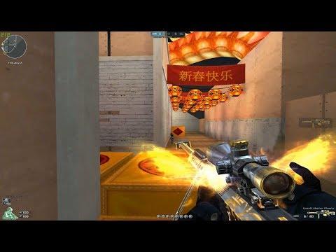 CF XIEXL:Barrett-Glorious Pheonix SD Festival GamePlay-Great Snipe For SD