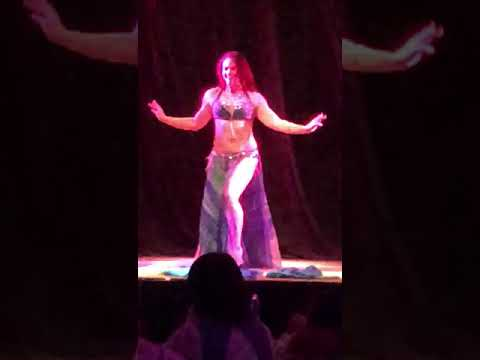 "Drum solo Improv at the Belly Dance Lounge Artem- ""Melody of the Heart Beat"""
