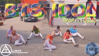 [KPOP IN PUBLIC CHALLENGE] BTS (방탄소년단) 'IDOL' dance cover by CoLD