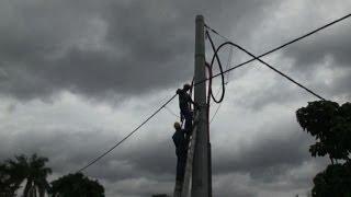 A Kinshasa per la prima volta nelle case arriva l'elettricità