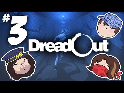 DreadOut: G-G-G-Ghosts! - PART 3 - Steam Train  