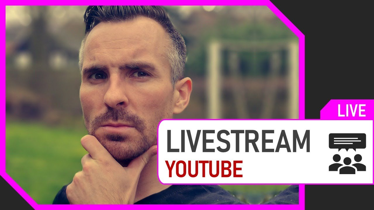 Livestream DO 09.07. 20 Uhr - Alle möglichen Themen | Bock auf Spaß?