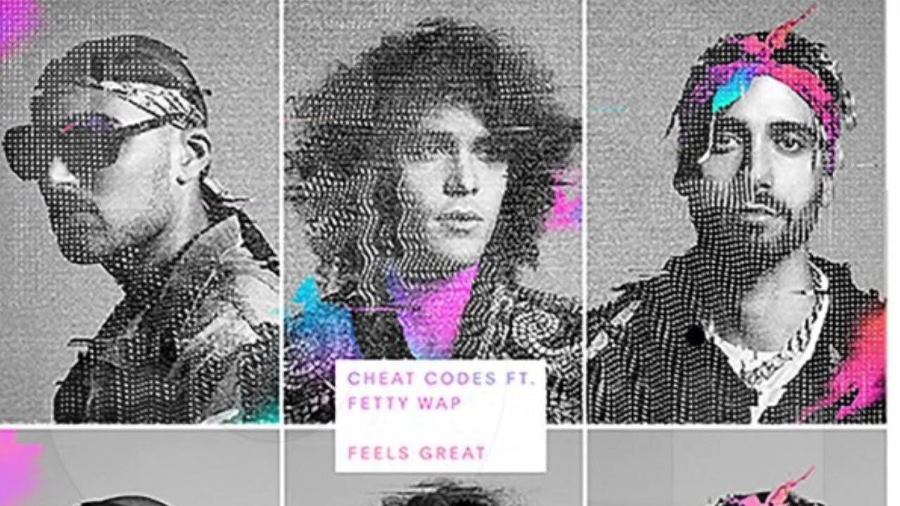 <b>Cheat Codes</b> - <b>Feels Great</b> ft. Fetty Wap and CVBZ (Official Clean ...