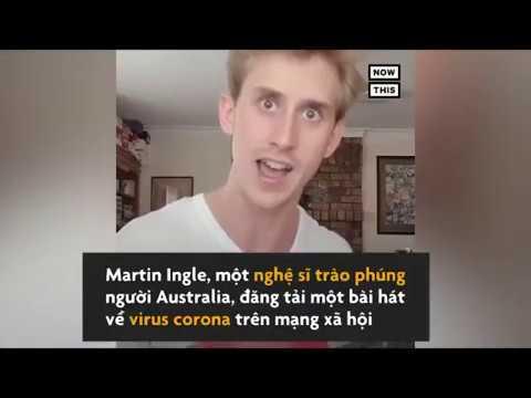 Chàng trai người Australia sáng tác bài hát hài hước về dịch corona