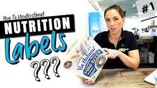 Nutritional Labels #1: Understanding Nutrition Labels // How to Read & Understand Food Labels