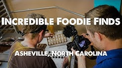 Incredible Foodie Finds in Asheville North Carolina