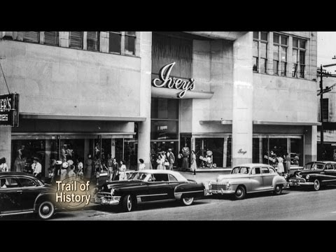 Woolworth Lunch Counter Video - YouTube