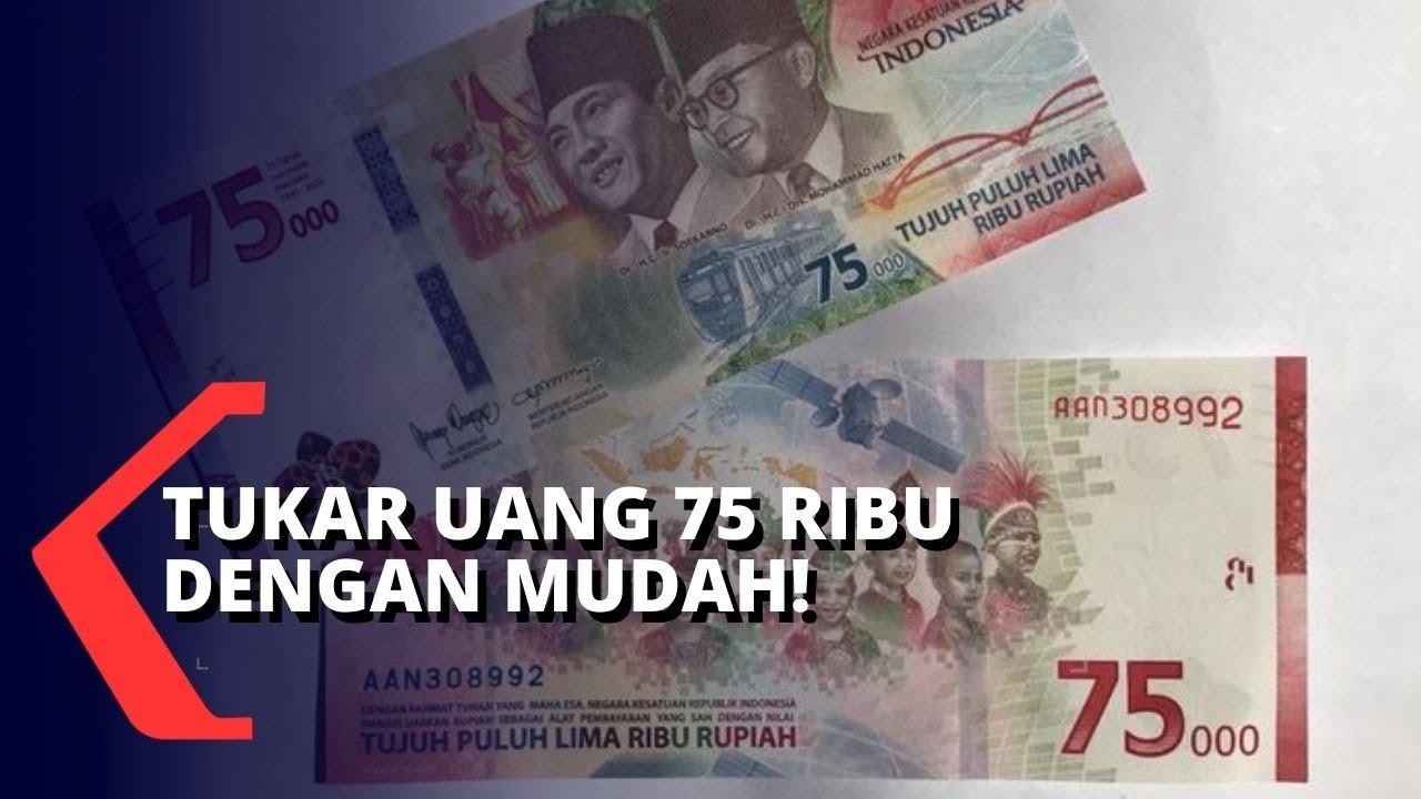 Uang 75 Ribu : Cara Uang Rp 75 Ribu Bisa Nyanyi Amankah ...