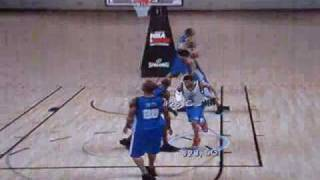 NBA 2k10 gameplay/demo for XBOX 360