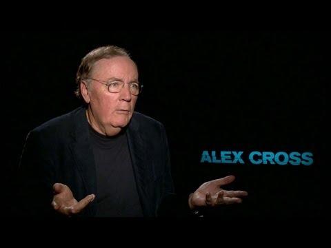 James Patterson 'Alex Cross' Interview