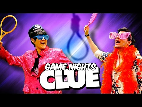POOL PARTY!!! | Creature Game Nights (Clue)