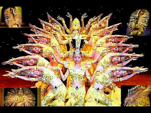 World most amazing dance named Thousand Hands Dance!