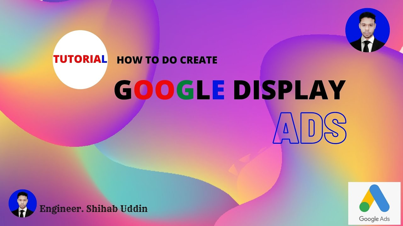how to do create google display smart ads campaign | tutorial 2020