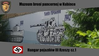 Kubinka Tank Museum - Muzeum broni pancernej w Kubince
