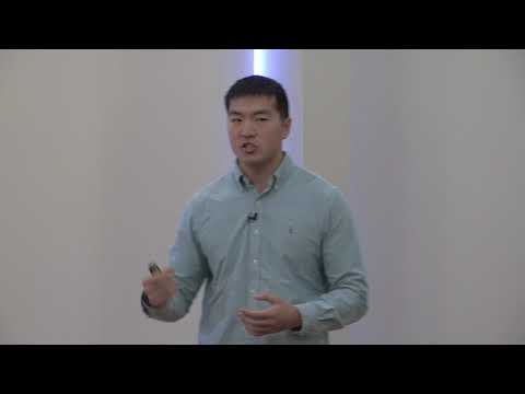 Changes in Chinese Society Viewed Through Its Architecture | David Lee | TEDxWestPoint