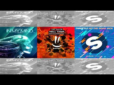 Hit The Road Jack X In My Mind X Hell Them - Throttle X Dynoro X Tim Tailor (Toby Rocky MASHUP)